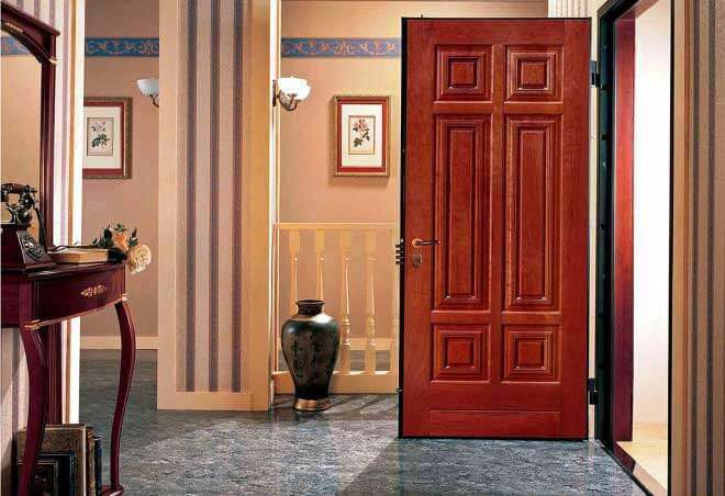 купити двері в квартиру Київ
