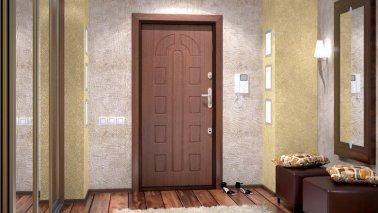 звукоизолирующие двери киев