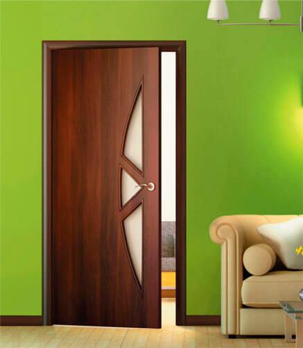 ламинированные двери в киеве