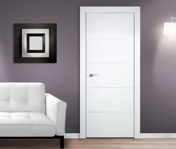 білі двері в києві