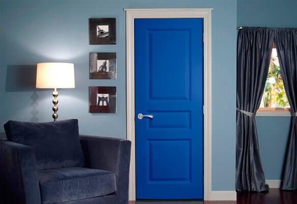 цветные двери киев