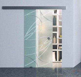 скляні двері в києві