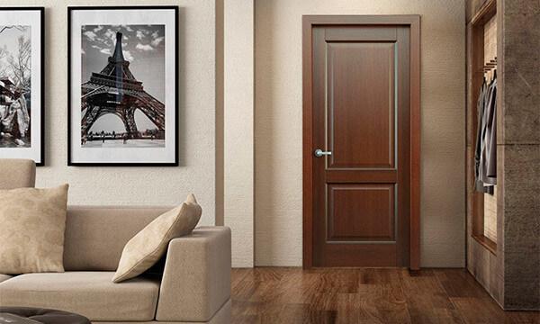 двері міжкімнатні шпоновані