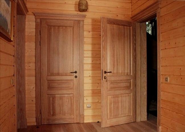 купити дерев'яні двері